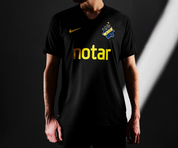 En consecuencia perfume Mecánica  personalizar camisetas futbol online 2020: nueva camiseta primera Nike AIK  2019-2020