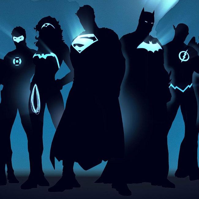 DC Comics - Justice League Wallpaper Engine