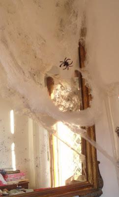 halloween addobbi ragnatele