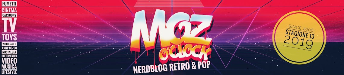 Moz O'Clock - nerdblog retro & pop