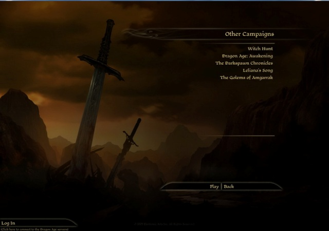 Dragon Age Origins PC Games Gameplay