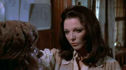 Joan Collins en Fear in the Night