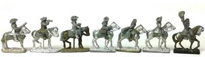 LOA36 - Mounted Command, standing