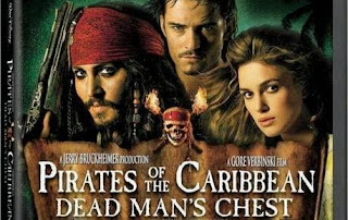 Pirates of Caribbean the Dead Man's Chest