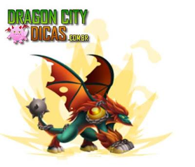 Dragão Alta Tensão - Novo Heroico!