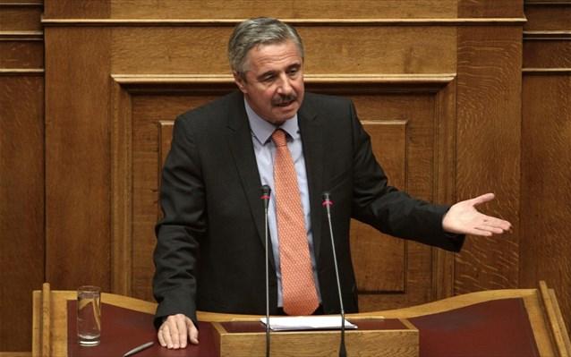 Καταθέτω ερώτηση στον πρωθυπουργό για το σκάνδαλο ΔΕΠΑ-Λαυρεντιάδη