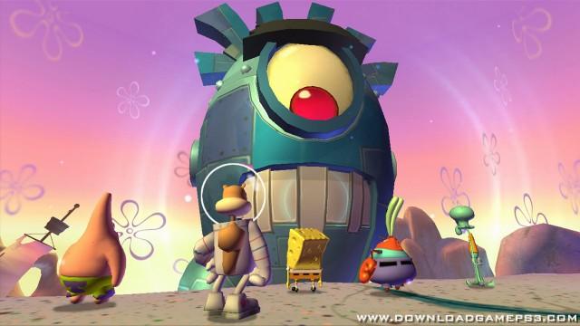 SpongeBob SquarePants Planktons Robotic Revenge - Download