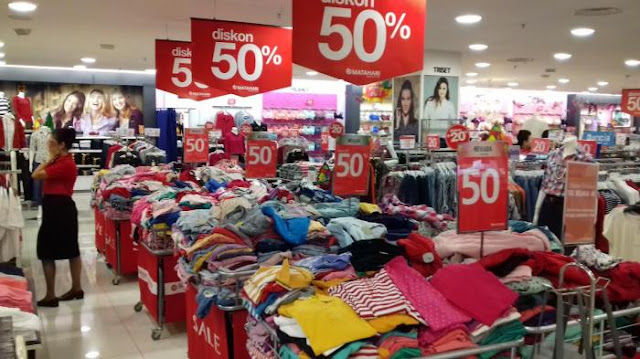 Tips Belanja Baju Lebaran di Mall