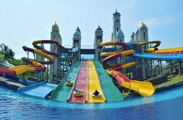 Info Lengkap Jepara Ocean Park, Waterpark Terbesar dan Terlengkap di Jawa Tengah