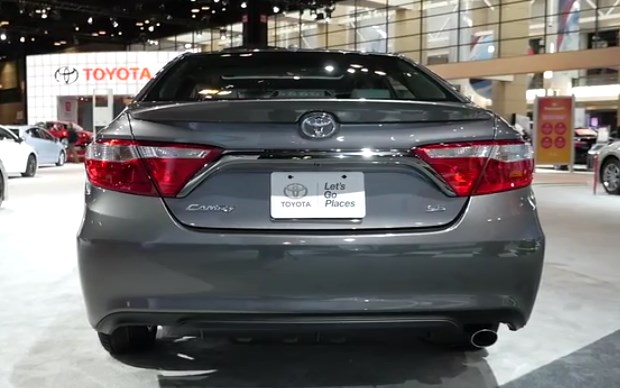 2018 toyota dyna. perfect 2018 2018 toyota camry gets sporty cues in toyota dyna