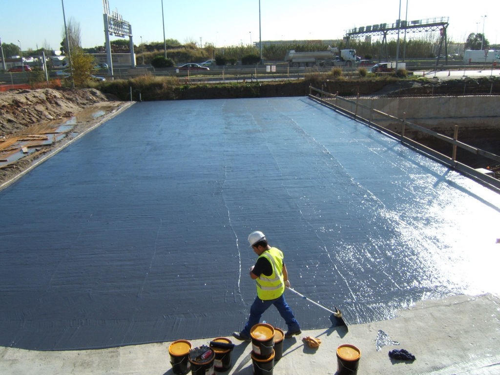 Whether It is About Using Waterproofing Membrane or Epoxy Crack ...