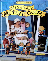 Portada Mixed-Up Mother Goose - Roberta Williams