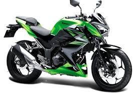 Kawasaki Z250 Green Color - Modern Moto Magazine