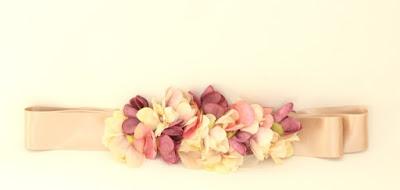 PV 2017 - Coleccion Rosa Malva 04 Cinturon raso flor