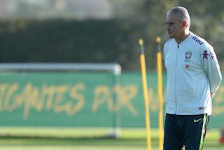 Seleção brasileira joga contra a Arábia Saudita nesta sexta-feira