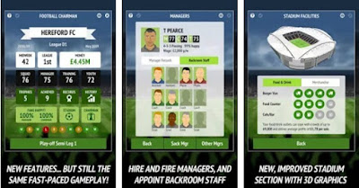 Football Chairman Pro MOD APK 1.2.2 Unlimited Money.1