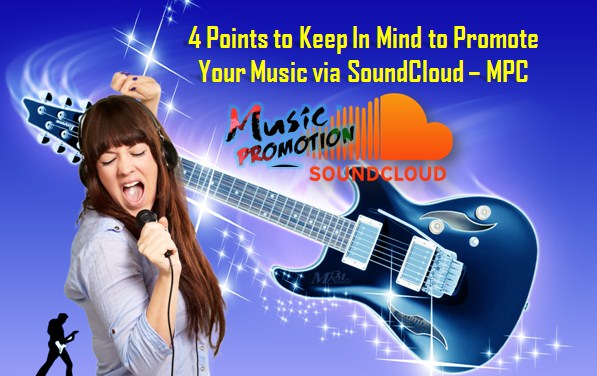 Music Promotion Club: 4 Points to Keep In Mind to Promote