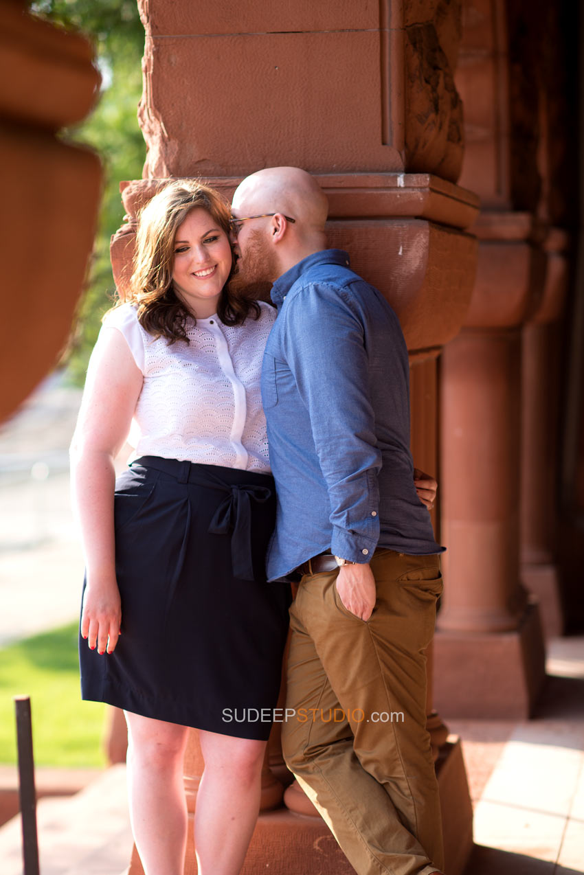Engagement session ideas Belle Isle Detroit - Sudeep Studio.com