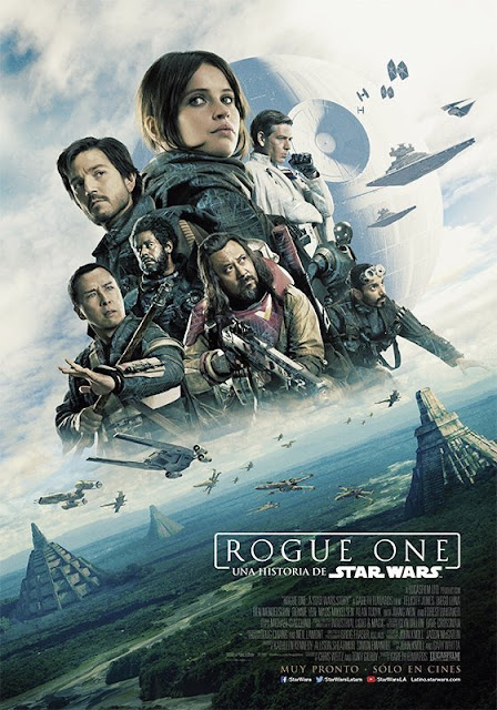 Rogue One poster Star War