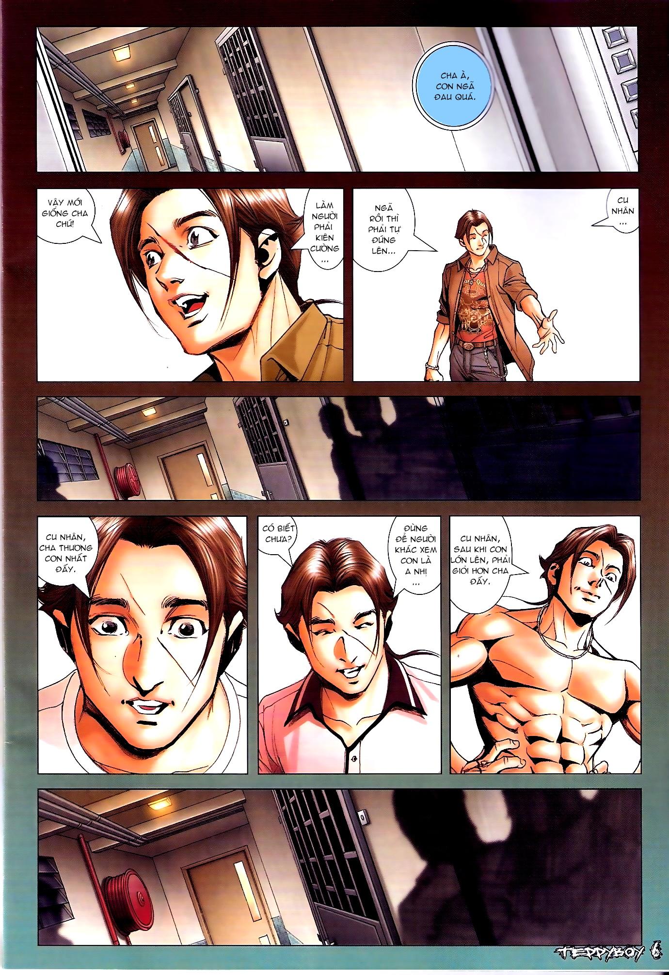 Người Trong Giang Hồ - Chapter 1315: Power Lương Gia Nhân - Pic 4