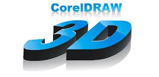 Cara Membuat Desain Tulisan 3D Keren di CorelDRAW x4