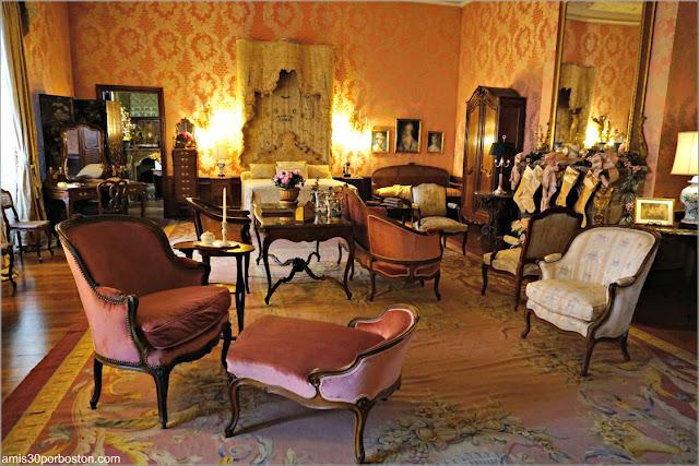 Dormitorio de Invitados de Marble House, Newport