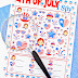 Free 4th of July I-Spy Printable