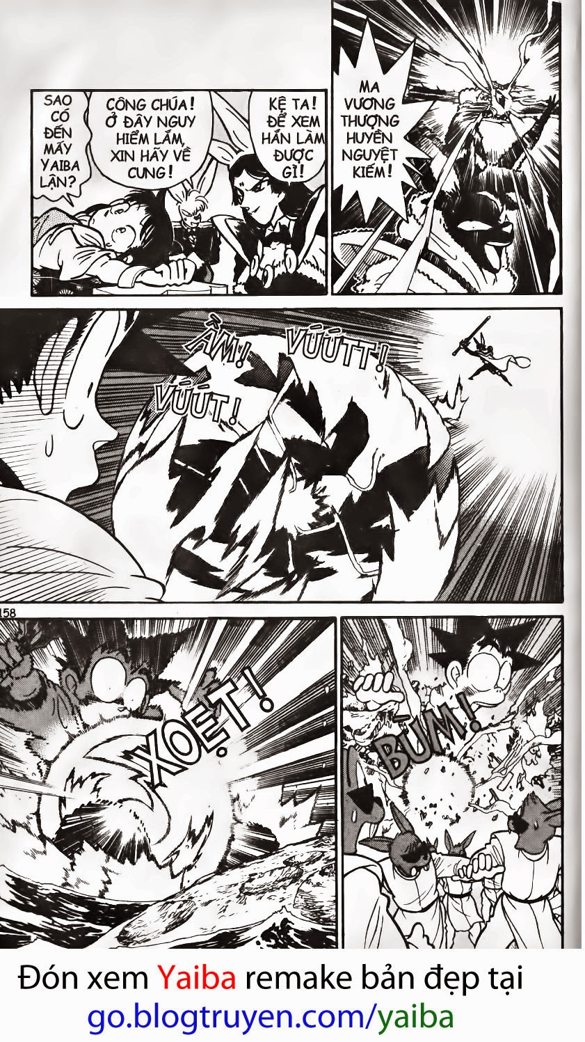 Yaiba chap 153 trang 8