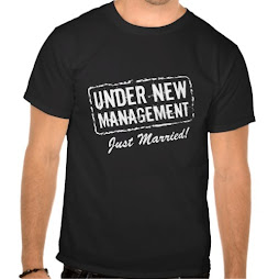 Under New Management... Just Married | Funny Tee