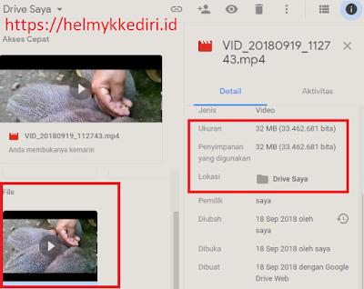 Cara mudah mengecilkan ukuran video