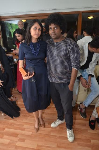 (L-R) Priyanka Birla Modi, Gaurav Jai Gupta