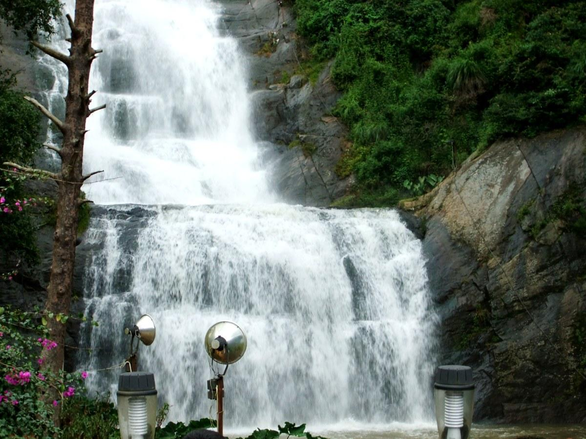 Image result for Silver Cascade Falls