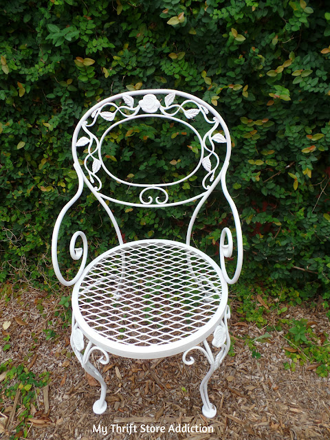 chalk painted dining chair tutorial