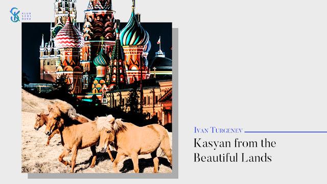 Ilustrasi kisah romantis dari rusia abad ke-19