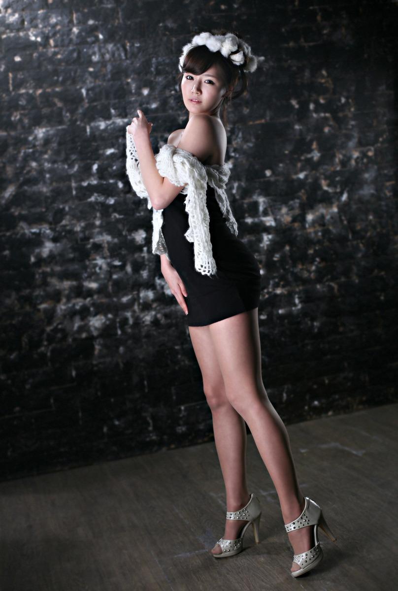 Korean Girl Han Ga Eun