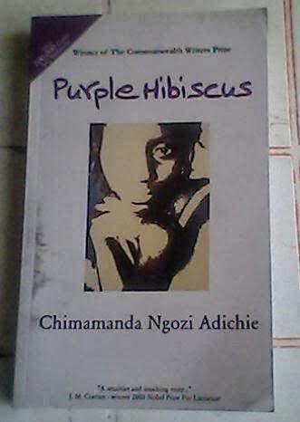 Trae Days Chimamanda Ngozi Adichies Purple Hibiscus And Me
