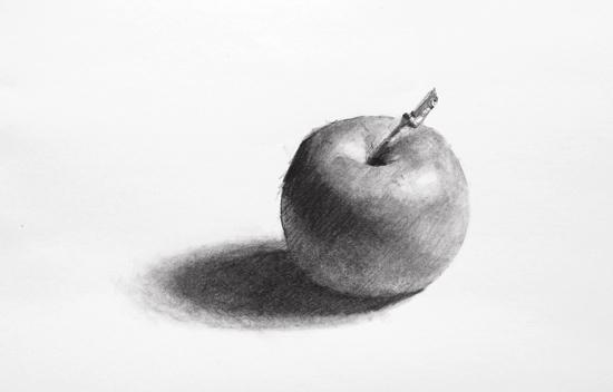 karakalem elma