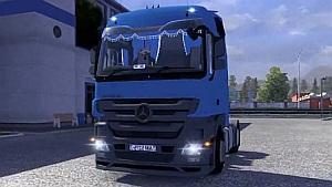 Mercedes MP3