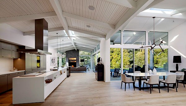 1960 Ranch House Remodel Plans - The Wood House Carla And Niall ...