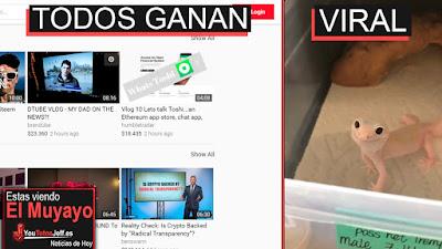 el nuevo youtube, noticias, ultimas noticias, viral, tecnologia,el muyayo