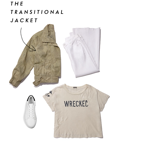 transitional jacket