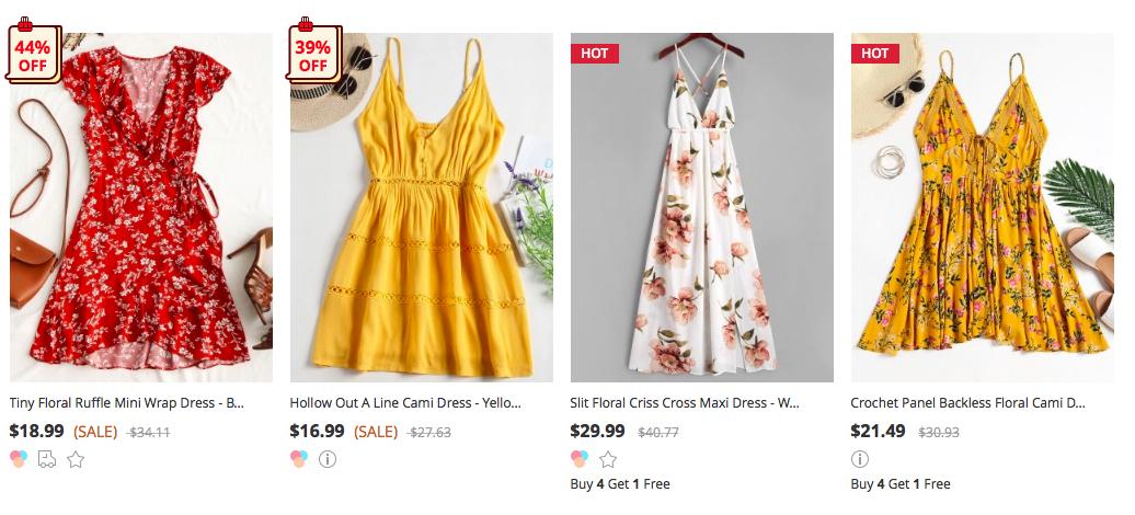 אתרים מומלצים לקניית בגדים באינטרנט