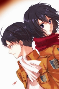 Shingeki no Kyojin - LeMi Doujinshi Collection