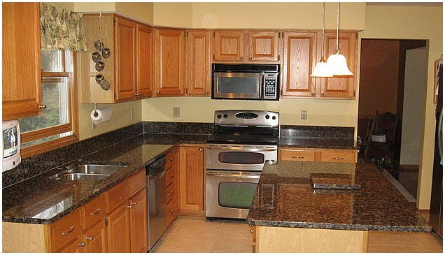 Plan To Happy White Cabinets Or Stained Cabinets Kitchen