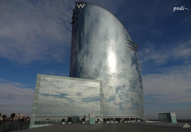 Hotel Vela - Barcelona W