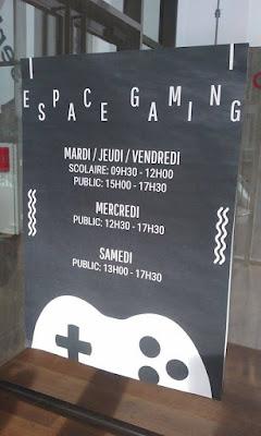 espace gaming