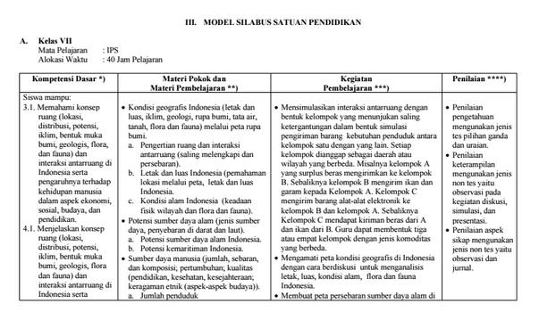 Kurikulum smp pdf 2013 rpp