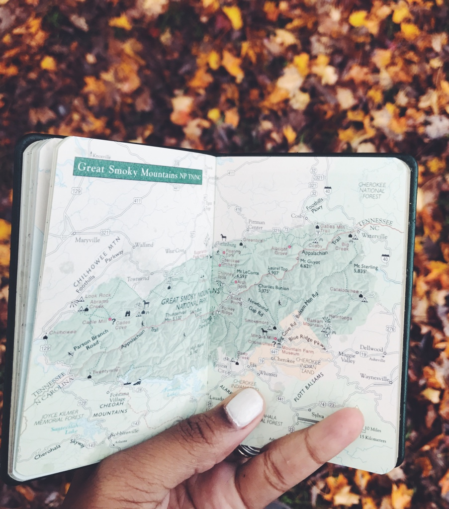 great smoky national park autumn
