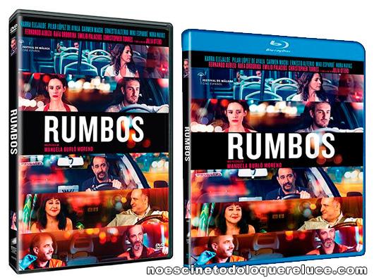 Ya a la venta 'Rumbos' en DVD y Blu-ray
