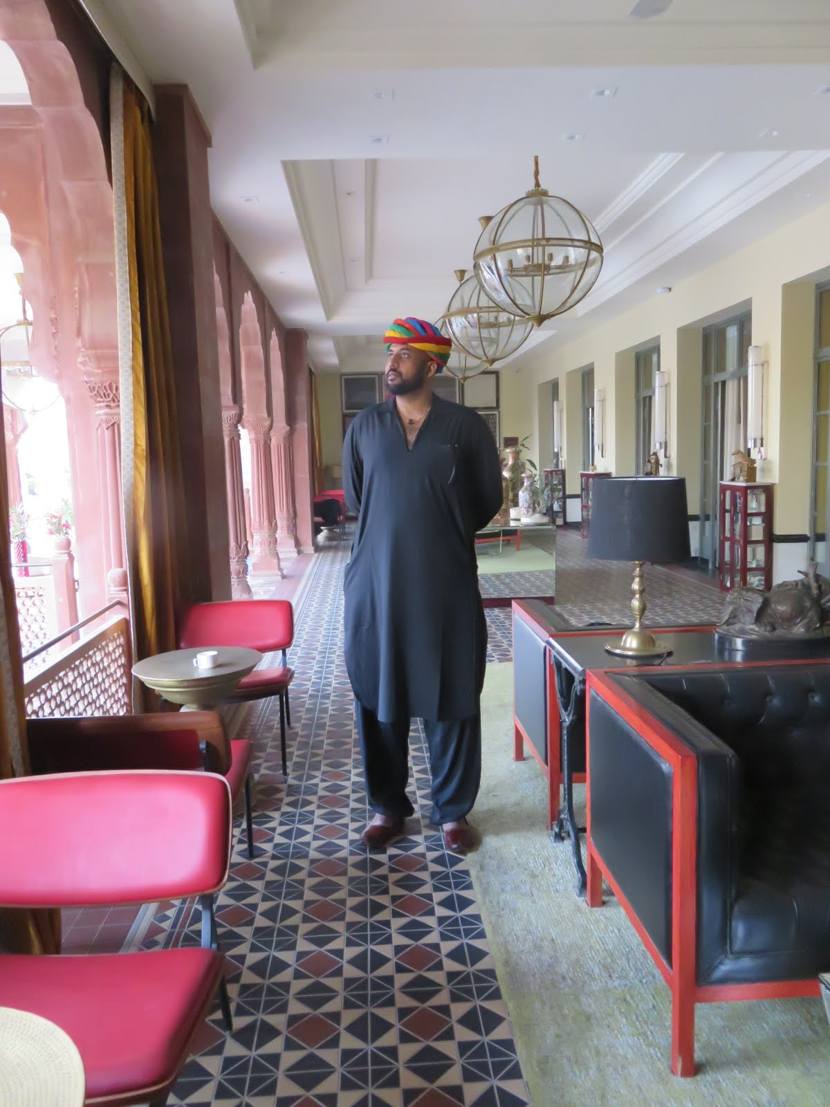 Living the King's life at Narendra Bhawan, Bikaner